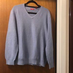 Blue Izod XL Sweater